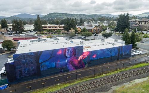Balco Properties - Mural 2017