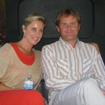 Mollie Ann Westphal and Reed Westphal